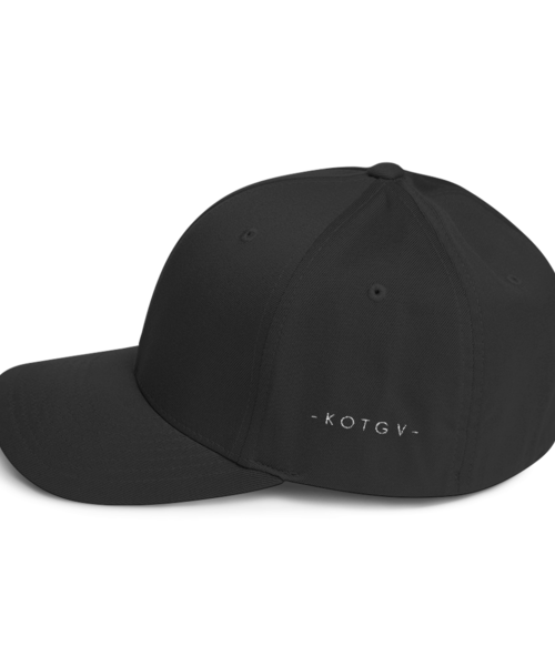 -KOTGV- Logo Fitted