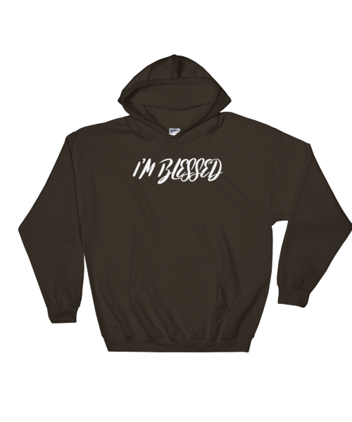 I'm Blessed Hoodie